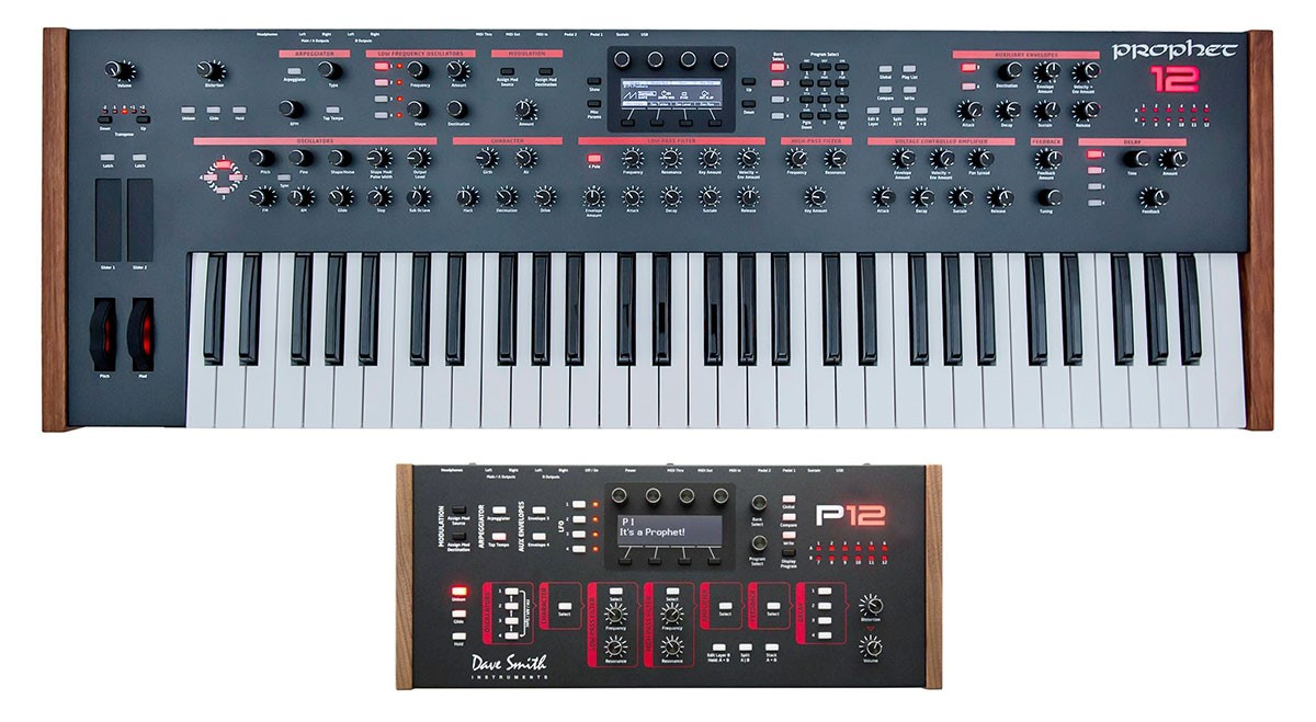 DSI Prophet 12 Patches, Presets and Sound Design